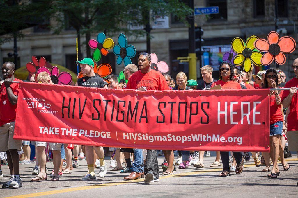 Contra el estigma del VIH
